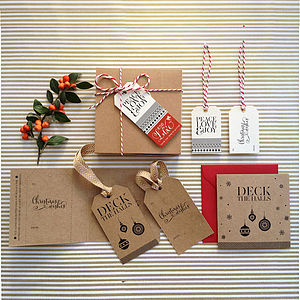 Christmas Card Box Set - christmas card packs