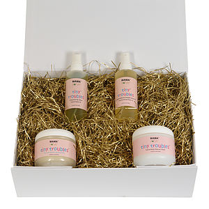 Little Bundle Of Joy! Organic Skin Gift Set