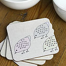 Little Chicks Coaster
