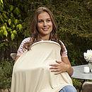 Milkscarf Breastfeeding cover (Cream)