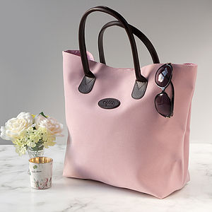 Pink Tote Bag - bags & purses