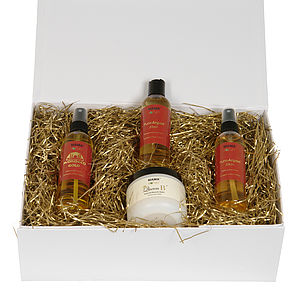 Secrets Of Morocco Organic Skin Care Gift Set - gift sets