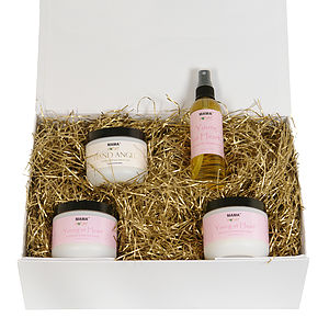Young At Heart Organic Skin Care Gift Set - gift sets