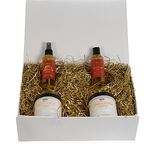 Hot Mama! Organic Skin Care Gift Set - skin care