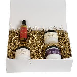 Drop Dead Gorg Organic Skin Care Gift Set - skin care