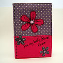 Flower Notebook