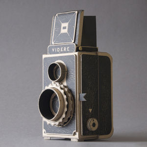 Videre Diy Pinhole Camera Kit - for young men