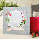 'Very Berry' Christmas Card Pack