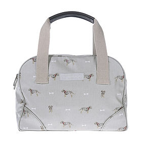 Terrier Oilcloth Stamford Bag