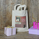 Personalised Pony Activity Bag