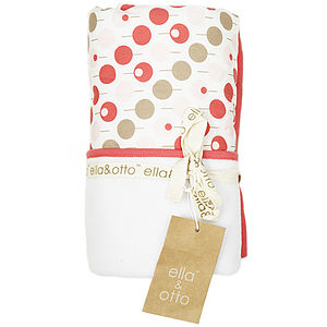 Baby Girl Blanket - decorative accessories