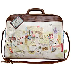 Bon Voyage Overnight Bag - bags & purses