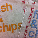 Fish and Chips covers