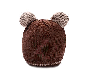 Bear Hat Or Set