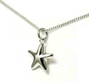 Starfish Necklace - children's jewellery