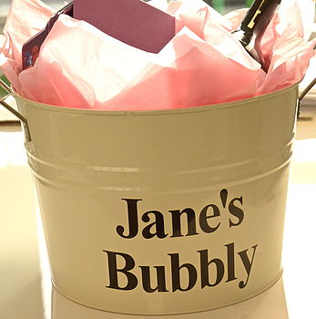 Personalised Large Bucket
