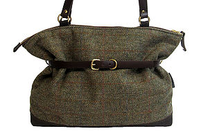 Harris Tweed Handbag Hayworth