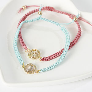Celestial Friendship Bracelet