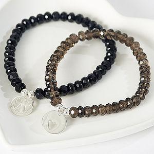 Heavenly Semi Precious Stone Bracelet - bracelets & bangles