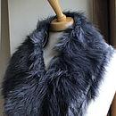 Steel Fur Stole
