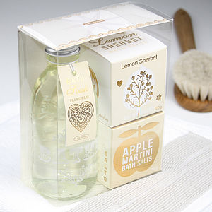 Nordic Winter Frangipani Pamper Pack