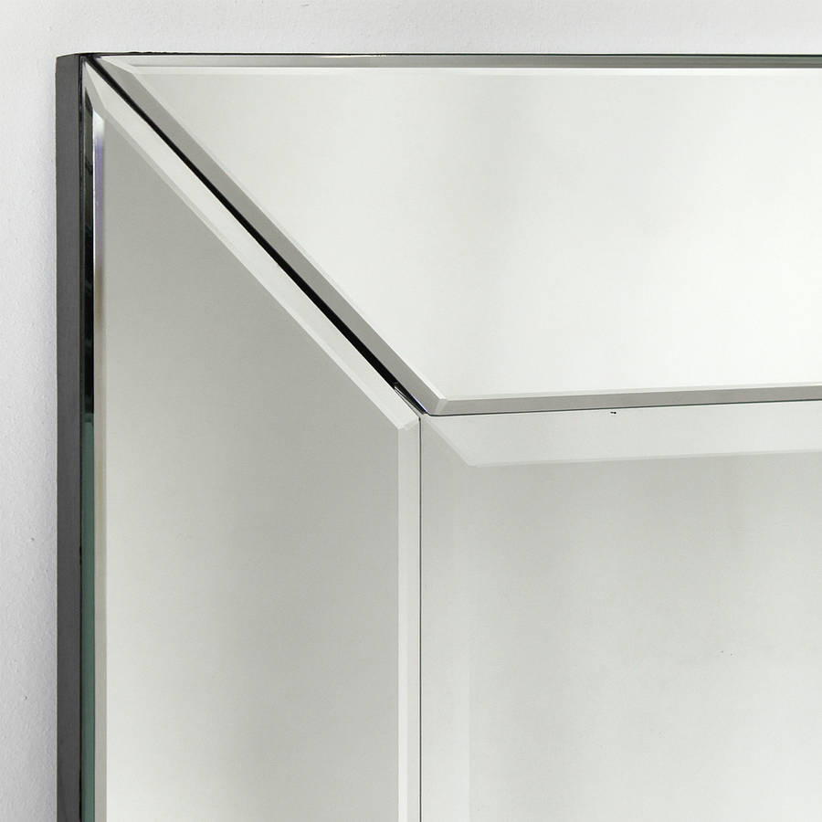 Plain Venetian Full Length Mirror By Out There Interiors