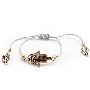 Hand Friendship Bracelet - bracelets & bangles