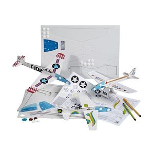 Aeroplane Craft Set - summer sale