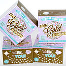 Chocolate, Silver, Gold Or Pink Lip Balm Kits