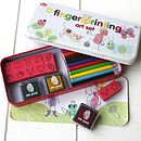Finger Printing Art Sets