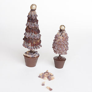 Cola Bottles Christmas Tree - sweet treats