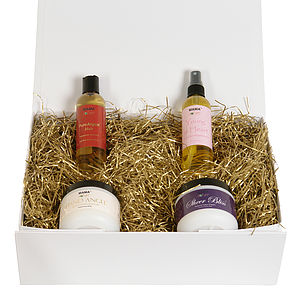 Because You're Special! Organic Skin Gift Set - skin care