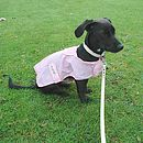 MacPAWS Pink Dog Rain Coat