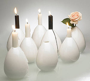 China Egg Candle Holders