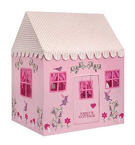 Personalised Fairy Woodland Playhouse