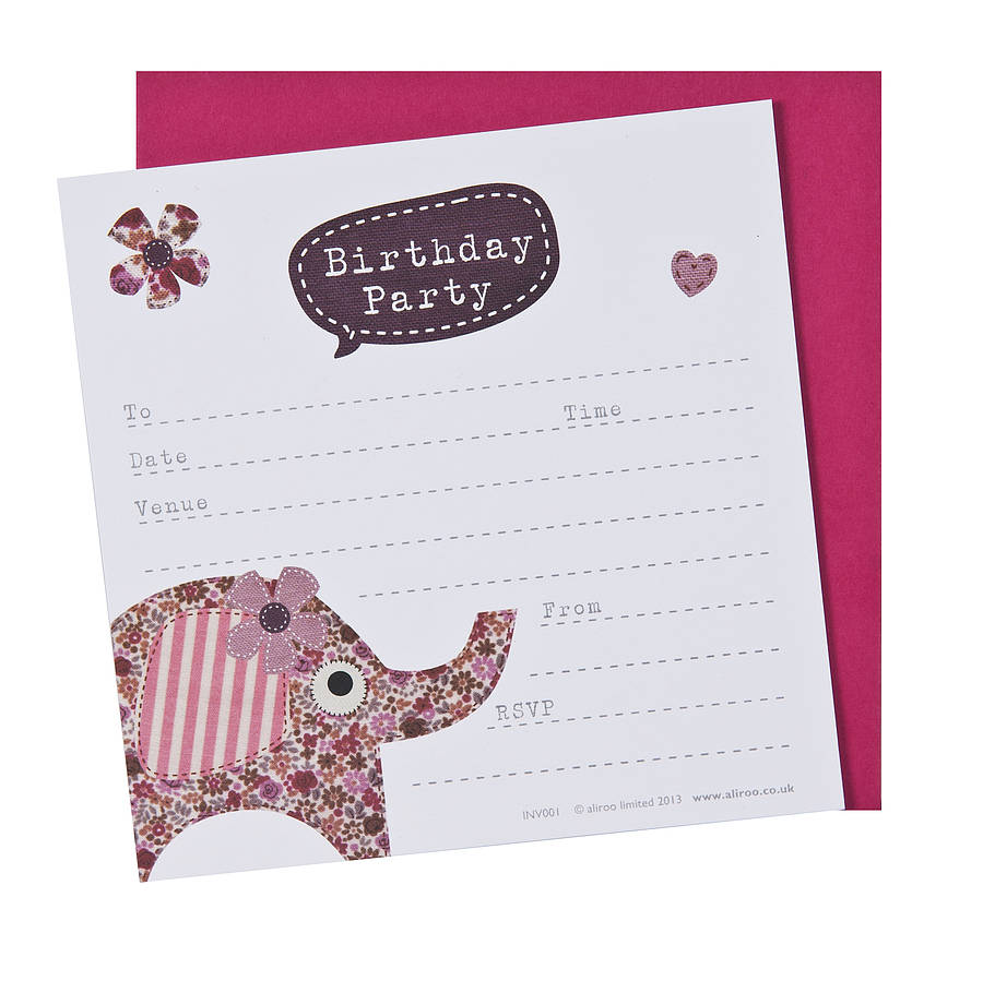 Girl Birthday Party Invitations is an amazing ideas you had to choose for invitation design