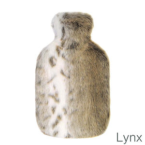 Faux Fur Hot Water Bottles - shop by price
