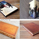 Notebook That Looks Like A Classic Book