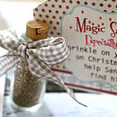Personalised Christmas Magic Santa Dust