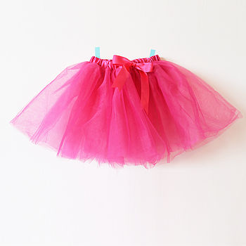 Net And Ribbon Tutu