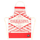 Tunnock's Caramel Wafer Wrapper Apron