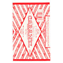 Tunnock's Caramel Wafer Wrapper Tea Towel