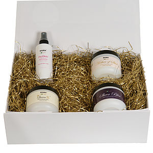 Fit And Fab Organic Skin Care Gift Set - skin care
