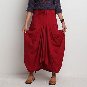 Charisma Balloon Skirt - women's