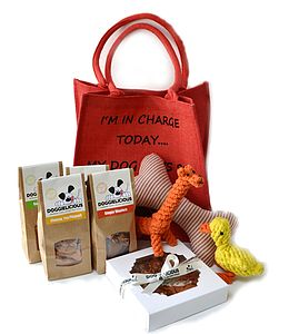 Christmas Hamper For Dogs - dogs