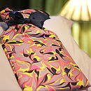 Amalfi Marbled Hot Water Bottle