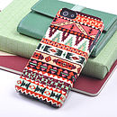 Aztec Print Design For iPhone Or Samsung Galaxy