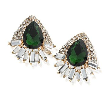 Geneva Vintage Style Earrings