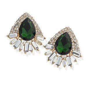 Geneva Vintage Style Earrings