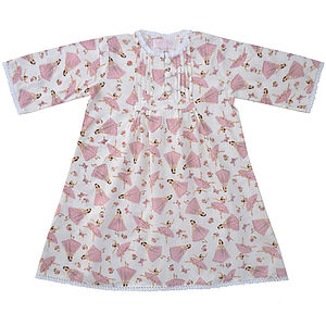 Ballerina Nightdress - children's nightwear